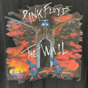 Vintage Pink Floyd The Wall T-shirt
